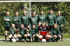 Consolid voetbaltoernooi 2013