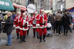 Kerstdagtocht Dordrecht 2012
